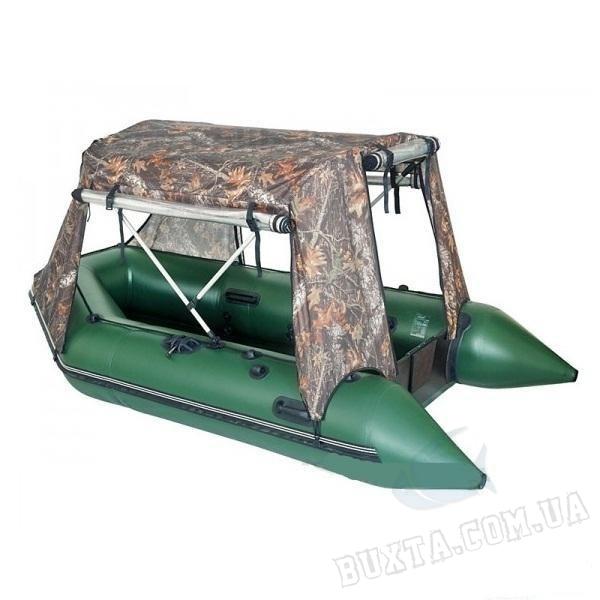 тент-палатка для моторной лодки