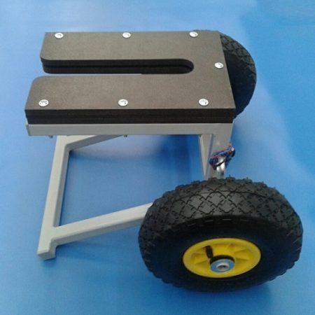 тележка для лодочного мотора ТМ3 Технопарус (6)