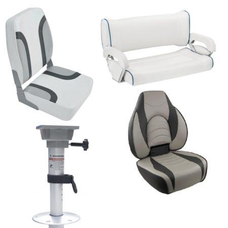 Кресла, сидения, стойки